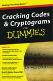 Cracking Codes and Cryptograms for Dummies Denise Sutherland