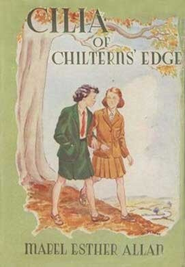 Cilia of Chilterns Edge  by  Mabel Esther Allan