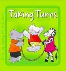 Taking Turns  by  Jenny Feely
