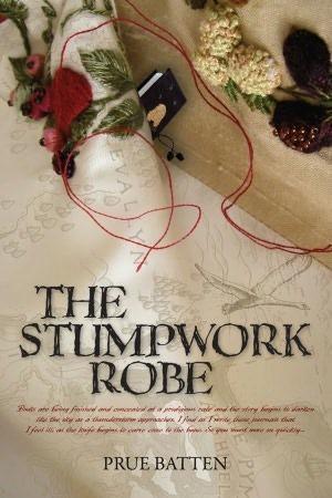 The Stumpwork Robe Prue Batten