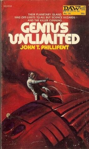 Genius Unlimited John T. Phillifent