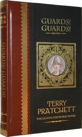 Guards! Guards! (Discworld #8) Terry Pratchett