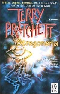 Stregoneria (Mondo Disco #5 - Scuotivento #3)  by  Terry Pratchett