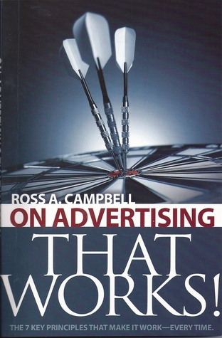 On Advertising That Works!  by  Ross A. Campbell