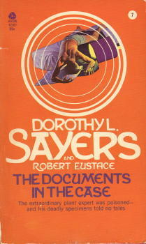 The Documents In The Case  by  Dorothy L. Sayers