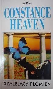 Szalejący Płomień  by  Constance Heaven