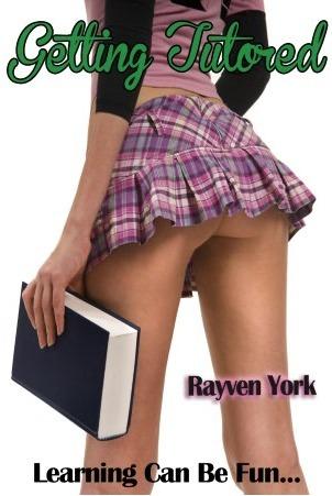 Getting Tutored Rayven York