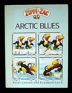 Zippi & Zac- Arctic Blues  by  Elizabeth Laird, Peter Lawson