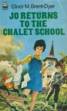 Jo Returns to the Chalet School (The Chalet School, #13) Elinor M. Brent-Dyer