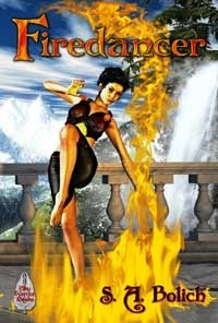 Firedancer (Masters of the Elements, #1)  by  S.A. Bolich