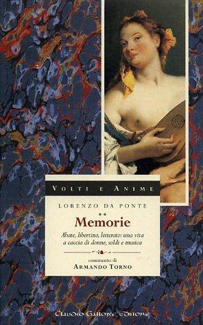 Memorie Lorenzo Da Ponte