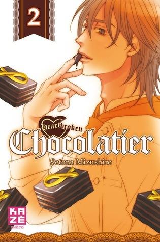 Heartbroken Chocolatier (Heartbroken Chocolatier #2) Setona Mizushiro