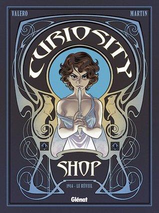 Curiosity Shop, Tome 3 : 1915 - Le Moratoire Teresa Valero