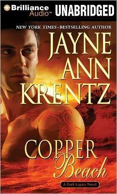 Copper Beach (Dark Legacy #1)  by  Jayne Ann Krentz