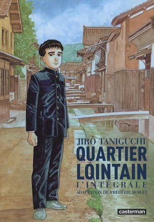 Quartier lointain  by  Jirō Taniguchi