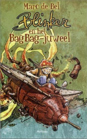 Blinker en het BagBag-juweel Marc de Bel