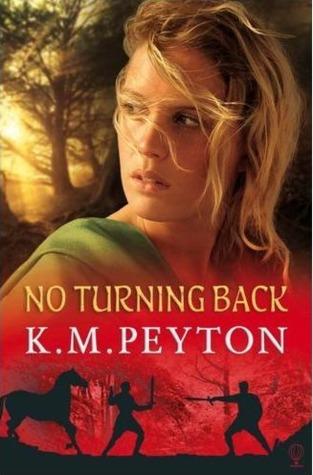 No Turning Back K.M. Peyton