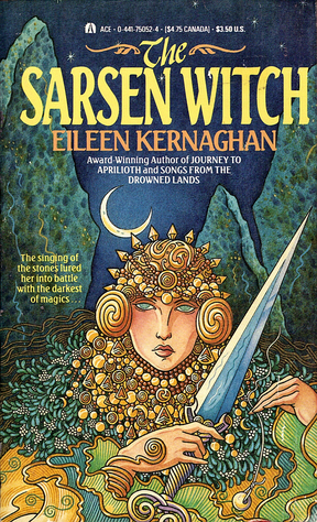 The Sarsen Witch (Grey Isles, #3)  by  Eileen Kernaghan