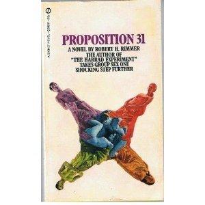Proposition 31 Robert H. Rimmer