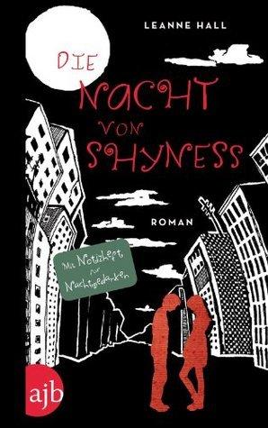 Die Nacht von Shyness Leanne Hall