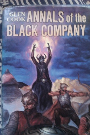 Annals of the Black Company (Black Company 1-3)  by  Glen Cook