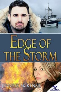EDGE OF THE STORM  by  Jennifer Leeland