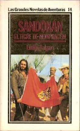 Sandokán - El Tigre de Monpracem Emilio Salgari