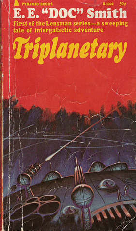 Triplanetary (Lenseman #1)  by  E.E. Doc Smith