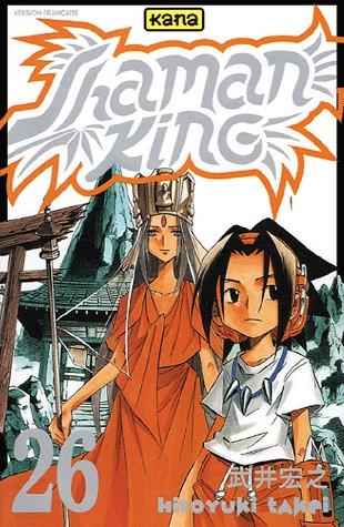 Shaman King, tome 26  by  Hiroyuki Takei