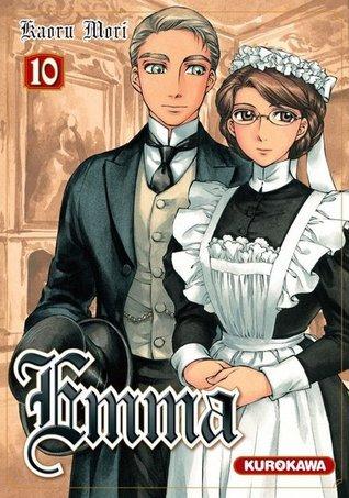 Emma, Tome 10  by  Kaoru Mori