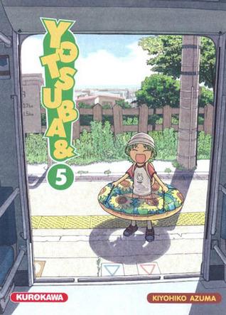 Yotsuba, tome 5 (Yotsuba&! #5) Kiyohiko Azuma
