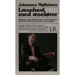 Læsehest med æselører Johannes Møllehave