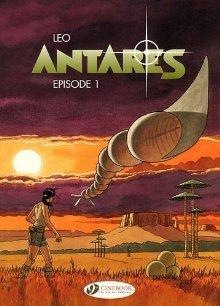 Antares, Episode 1  by  Luiz Eduardo de Oliveira (LEO)