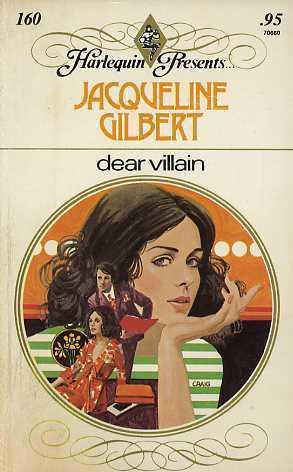 Dear Villain Jacqueline Gilbert