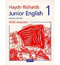 Junior English Pupil Book 1 with Answers  by  W.Haydn Richards