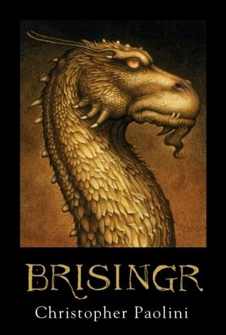 Brisingr (Dziedzictwo, #3)  by  Christopher Paolini