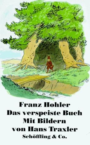 verspeiste Buch: eine Fortsetzungsgeschichte  by  Franz Hohler