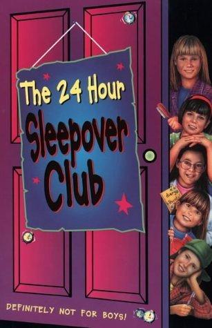 The 24 Hour Sleepover Club (Sleepover Club, #8)  by  Fiona Cummings
