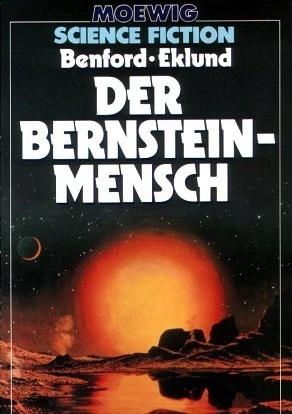 Der Bernstein-Mensch  by  Gregory Benford