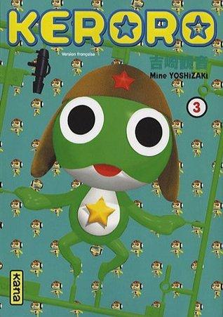 Keroro T03  by  Mine Yoshizaki