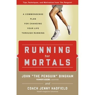 running for mortals John Bingham