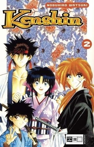 Kenshin 02  by  Nobuhiro Watsuki