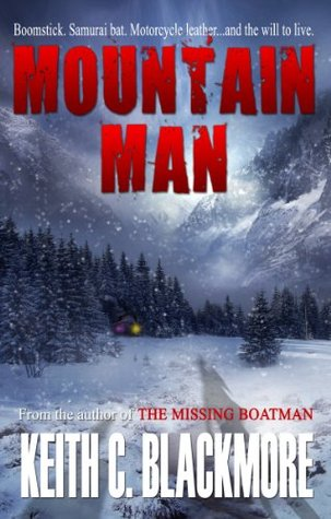 The Missing Boatman Keith C. Blackmore