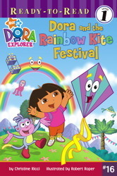 Dora and the Rainbow Kite Festival Christine Ricci