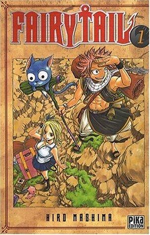 Fairy Tail, Tome 1  by  Hiro Mashima