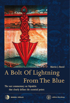 A Bolt of Lightning from the Blue Martin J. Boord