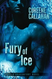 Fury of Ice (Dragonfury, #2) Coreene Callahan