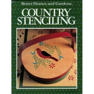 Country Stenciling  by  Gerald M. Knox