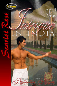 Intrigue in India  by  April Vine
