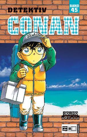 Detektiv Conan 45  by  Gosho Aoyama